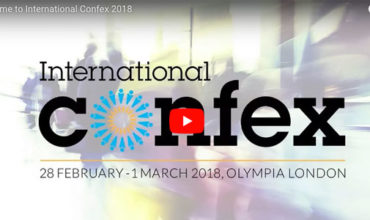 Welcome to International Confex 2018