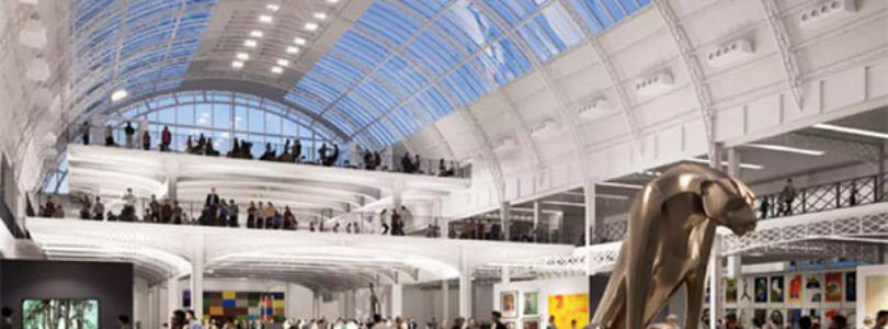 Olympia transformation plans revealed