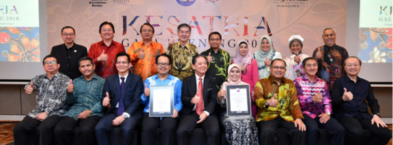 Malaysia inducts new 'Kesatrias' to boost business events