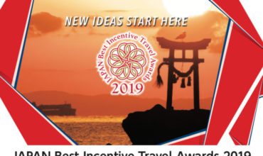 2019 JAPAN Best Incentive Travel Awards open for entries