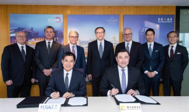 Andaz Macau to integrate with Galaxy