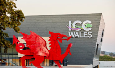 ICC Wales exhibits for first time at International Confex