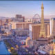June visitation data for Vegas shows numbers topping one million